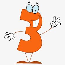 Số 3 có nghĩa là Tài
