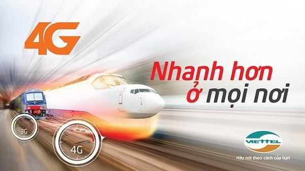 Sim 4G Viettel giúp bạn truy cập internet một cách nhanh và thoải mái nhất.