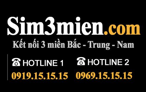 Các dòng sim số đẹp giá rẻ dưới 1 triệu của Sim3mien