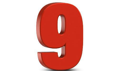 Bí ẩn mang tên con số 9