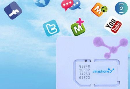 Sim giá rẻ Vina từ sim3mien.com
