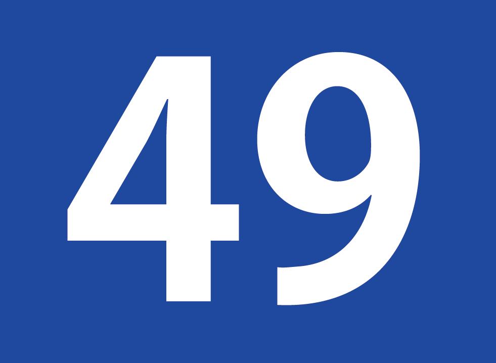 Số 49 mang nhiều ý nghĩa